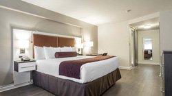 The Saint James Hotel - Chambre lit King