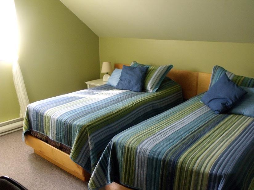Coucher chez l'habitant - Chambre 2 lits