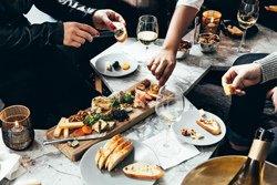 Repas du restaurant Wilfrid's