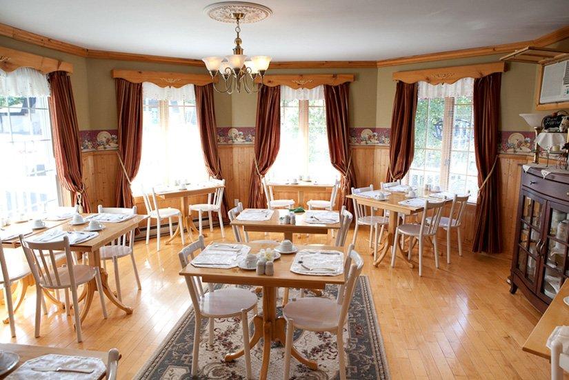 Auberge Maison Gagné - Salle à manger