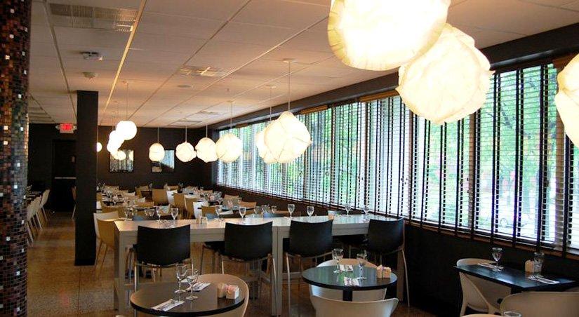 Capitol Skyline - Restaurant Lapidus