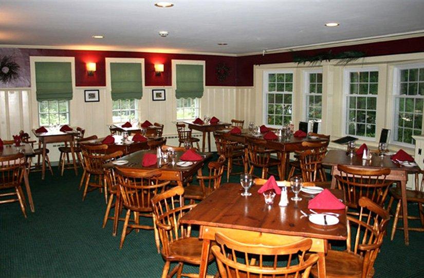Christmas Farm Inn - Restaurant