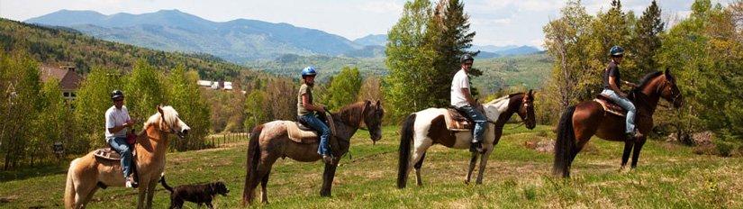 Christmas Farm Inn - Randonnée à cheval à proximité