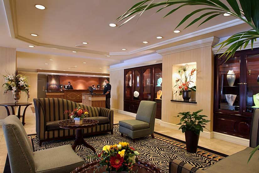 Hôtel Delta Montréal - Lobby