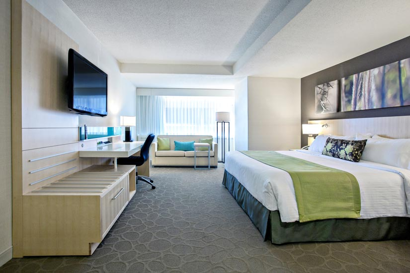 Hôtel Delta Québec - Chambre