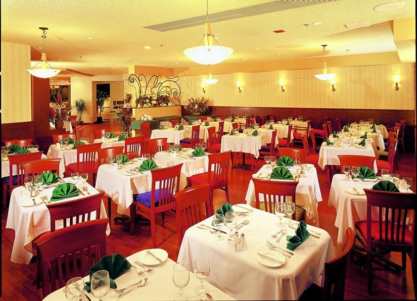 Hôtel Delta Québec - Salle à manger