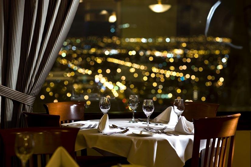 Hôtel Delta Québec - Table Le Bistro