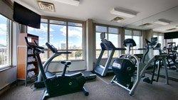 Best Western Victoria Park - Gym