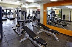 Hôtel Hilton Québec - Gym