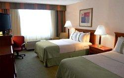 Holiday Inn Rutland - Chambre 2 lits
