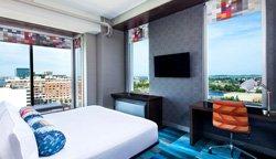 Hôtel Aloft Boston - Chambre Breezy