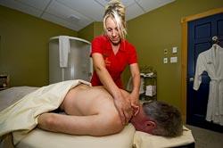 Hôtel Tadoussac - Massage
