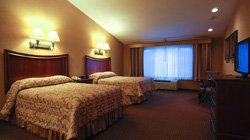 Mountain View Resort - Chambre 2 lits