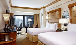 New York Hilton Midtown - Chambre 2 lits