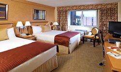 Skyline Hotel - Chambre 2 lits