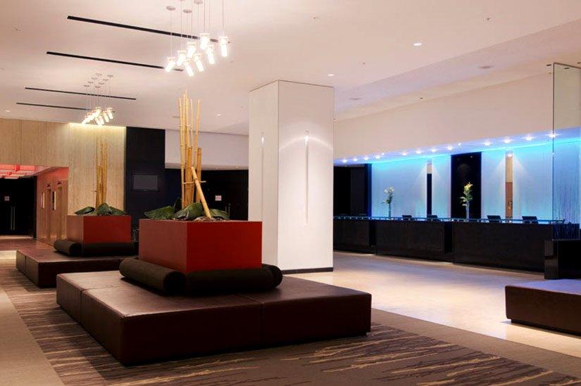 Hôtel Hilton Québec - Hall