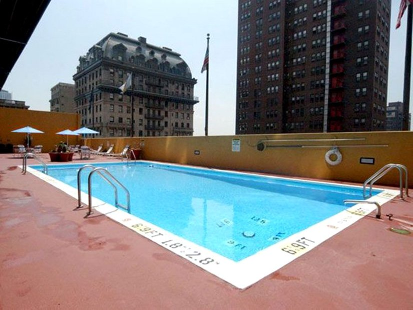 Holiday Inn Express Midtown - Piscine