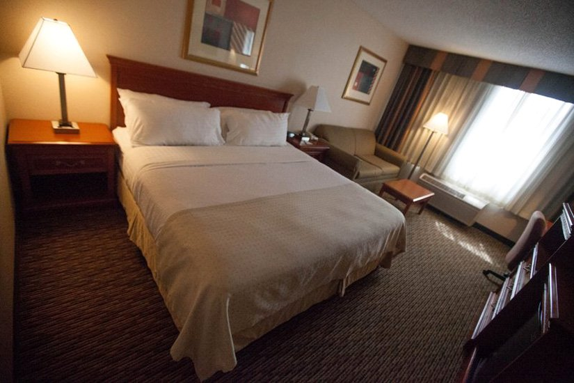 Holiday Inn Rutland - Chambre