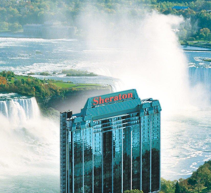 Sheraton on the Falls - Niagara Falls, ON