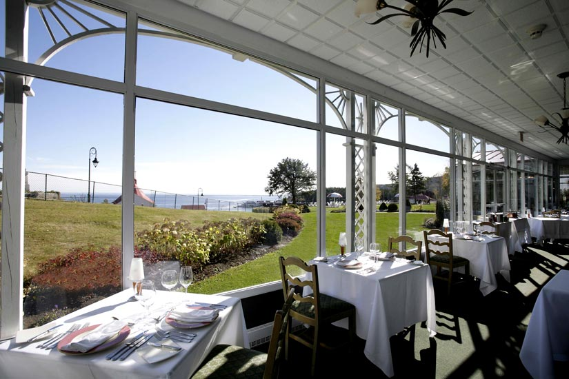Hôtel Tadoussac - Restaurant le William