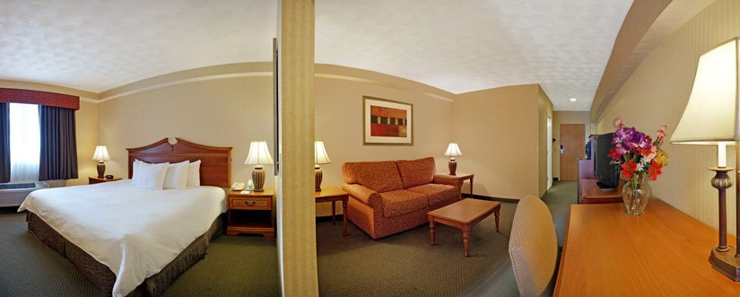 Mainstay Hotel - Suite