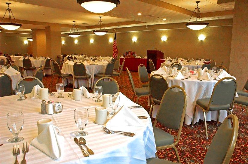 Mainstay Hotel - Salle de réception