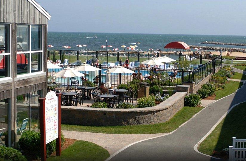 Red Jacket Beach Resort - Piscine