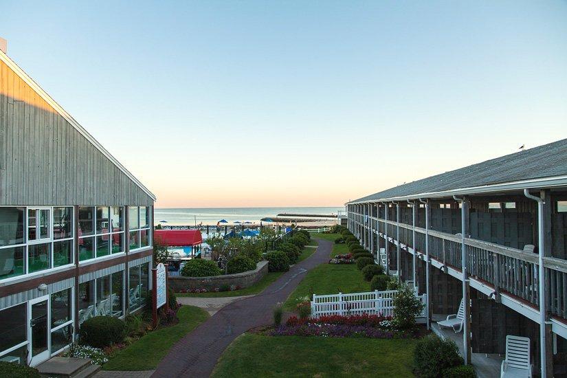 Red Jacket Beach Resort - Vue sur la plage