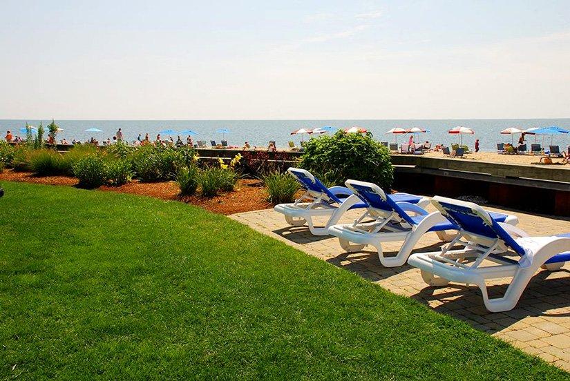 Red Jacket Beach Resort - La plage