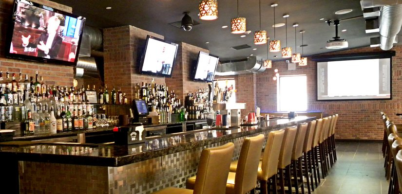 Skyline Hotel - Bar de l'hôtel