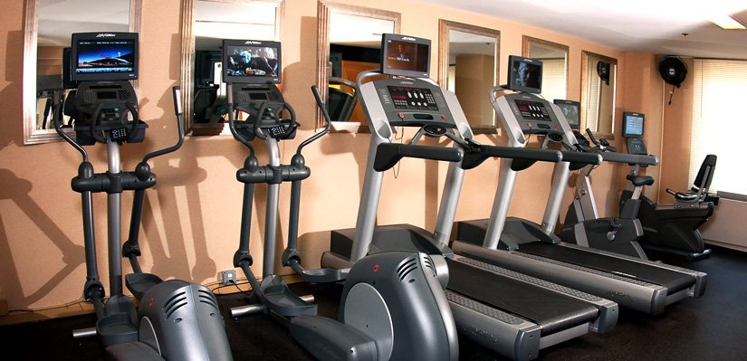 Skyline Hotel - Gym