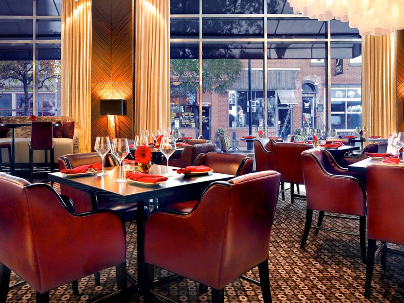 Sofitel Philadephie - Restaurant