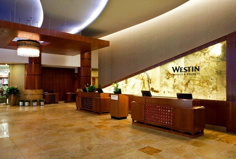 Westin Grand Central - Lobby