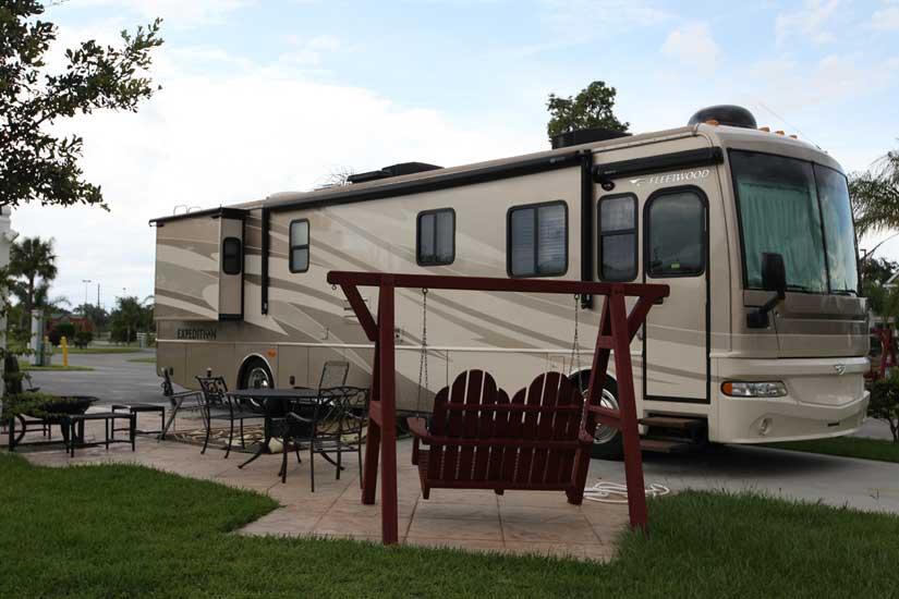 Camping-KOA-Orlando-RV-Site
