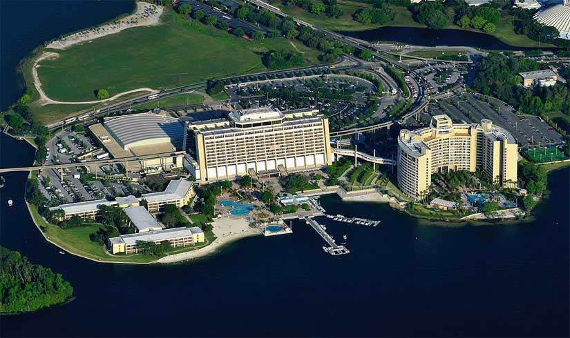 Disneys_Contemporary_Resort-Aerien