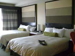 Disney's Contemporary Resort-Chambre