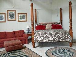 Chambre d'un Cottage