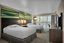 DoubleTree by Hilton Universal - Chambre 2 lits