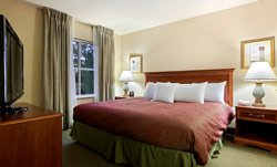 Homewood Suites Tallahassee - Chambre