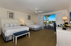 South Seas Island Resort - Chambre 2 lits