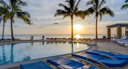 South Seas Island Resort - Piscine extérieure
