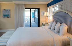 Sundial Beach Resort - Chambre lit King