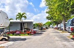 Sunshine Holiday RV Resort
