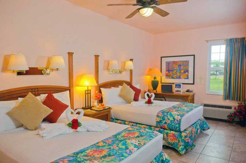 Ivey-House-Key-West-Chambre