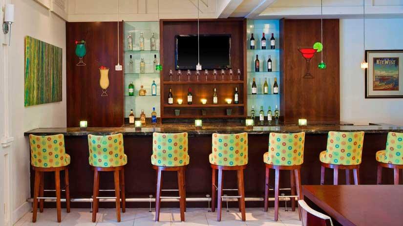 Sheraton-Suites-Key-West-Bar