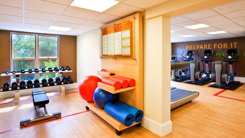 Sheraton-Suites-Key-West-Gym