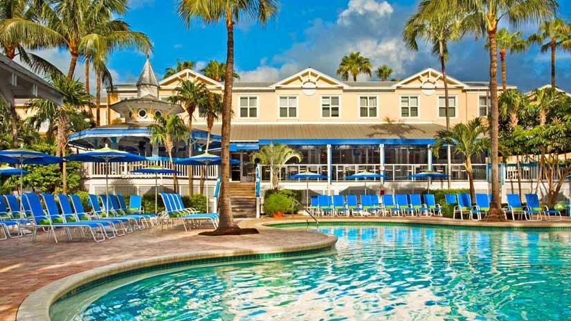 Sheraton-Suites-Key-West-Piscine