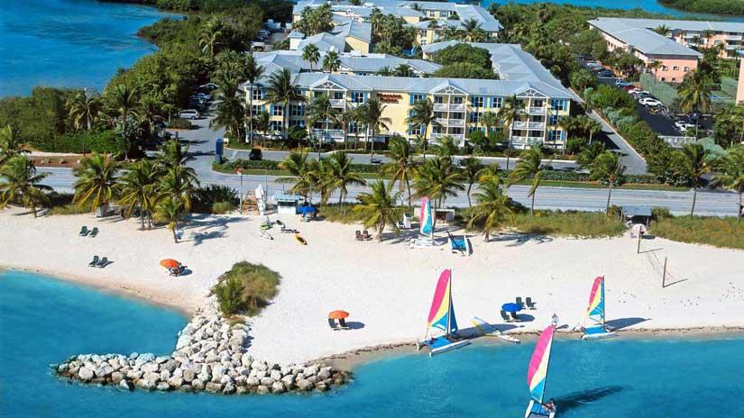 Sheraton-Suites-Key-West-Plage