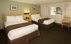 Alpenhof Lodge - Chambre 2 lits
