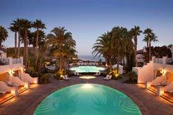 Bacara Resort - 2 piscines extérieures